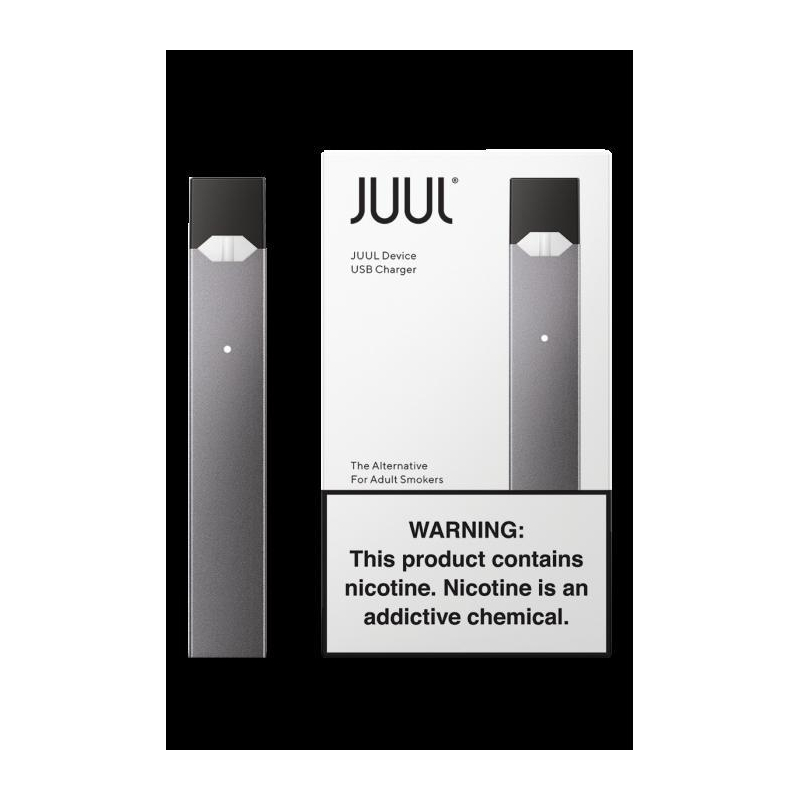 Juul Kit Basic Space Grey (gris obscuro)